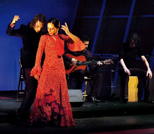 Opera and Flamenco in Barcelona at Palau de la Musica