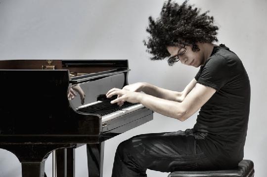 Giovanni Allevi concert in Barcelona