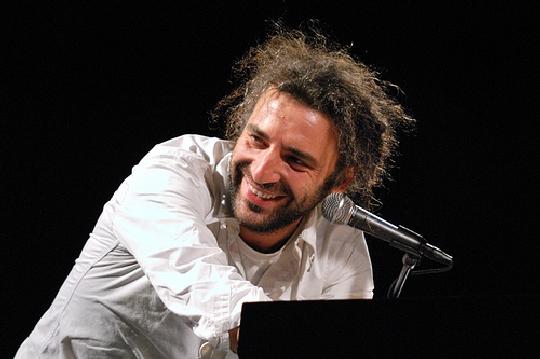 Stefano Bollani Danish Trio in Barcelona
