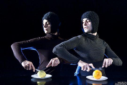 Danza: Noemí Viana & Jesús Rubio