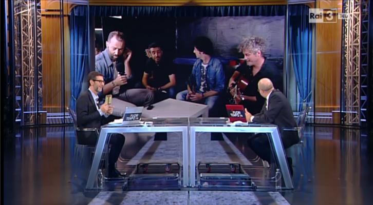 Fabio Volo meets Fabi, Silvestri, Gazzè