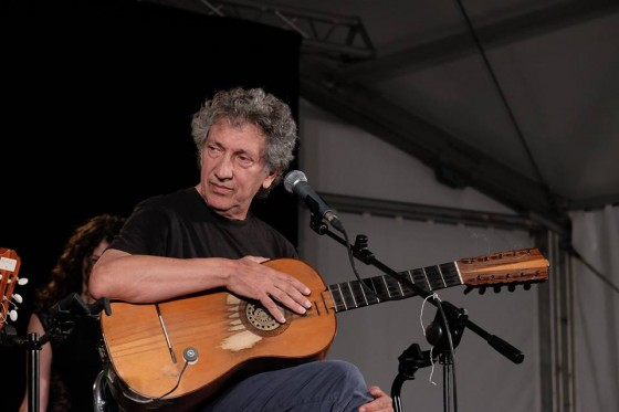 Eugenio Bennato Centro Cultural Conde Duque Madrid