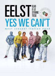 Concierto de Elio e le Storie Tese en Barcelona - Yes We Can't - European Tour @ Sala 2 Razzmatazz