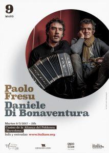 Paolo Fresu Y Daniele Di Bonaventura @ Casino Aliança del Poblenou