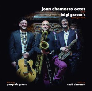 Joan Chamorro Octeto con arreglos de Luigi Grasso @ Jamboree Jazz Club