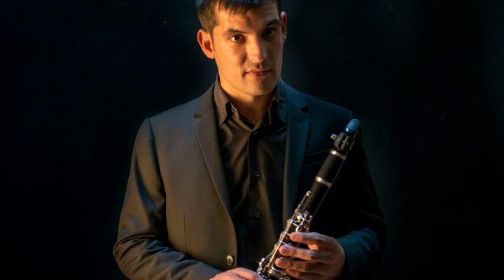 Simón Ibáñez - clarinettist