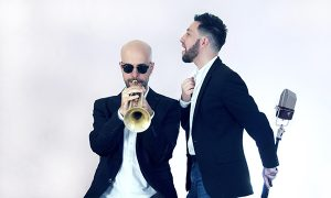 Anthus & Pol Omedes: A Tribute to Chet Baker @ Nova Jazz Cava
