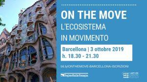 On The Move - Barcelona @ Casa degli Italiani