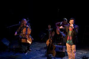 Alessio Arena - concierto de final de gira - Barcelona (cancelado) @ La Lleialtat Santsenca